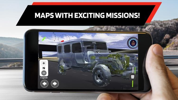 Car games 2021 screenshot-3
