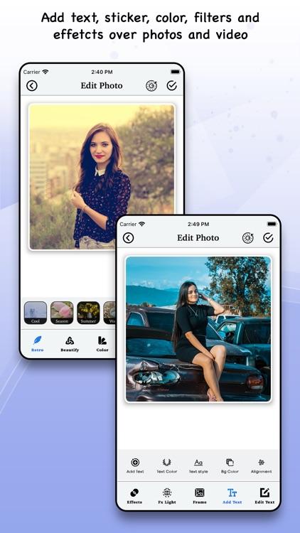 Video Maker Photos With Music screenshot-4