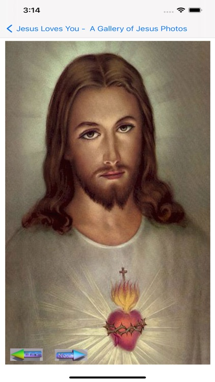 Jesus Loves You -  A Gallery screenshot-6