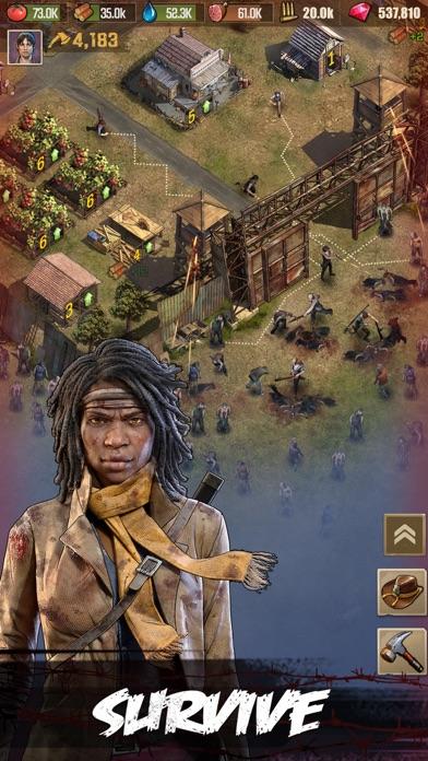 The Walking Dead: Survivors screenshot 2
