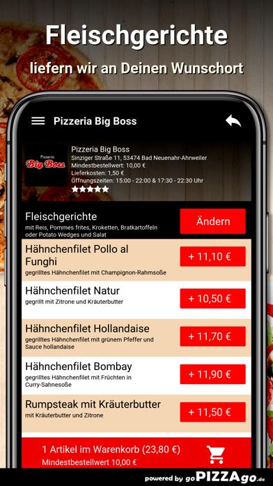 Pizzeria Big Boss Bad Neuenahr screenshot 6