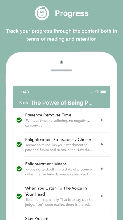 Power of Now Inspiration Deck screenshot-5