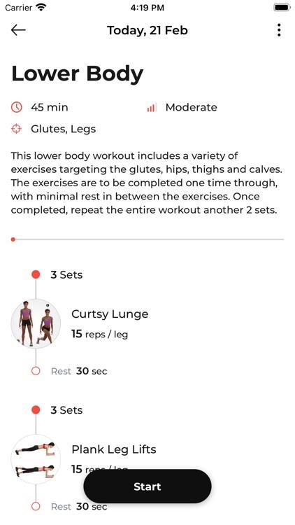 Samaria Ari Fitness screenshot-3