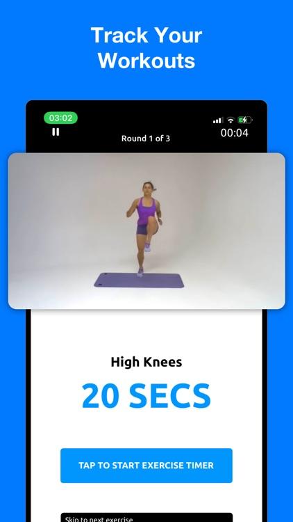 Home Workouts for Women screenshot-5