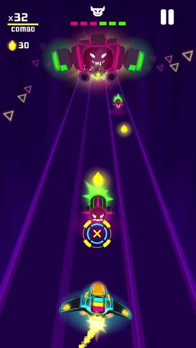Rocket Hero EDM screenshot 1
