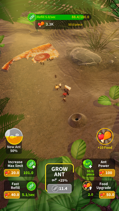 Little Ant Colony - Idle Game screenshot 3