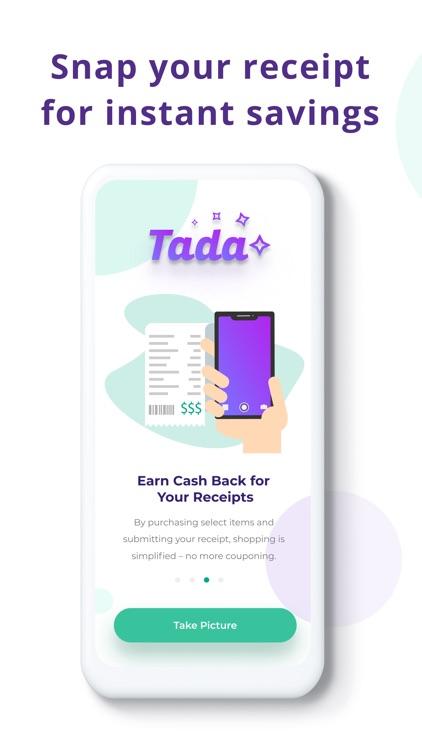 Tada: Cash Back Rewards screenshot-4