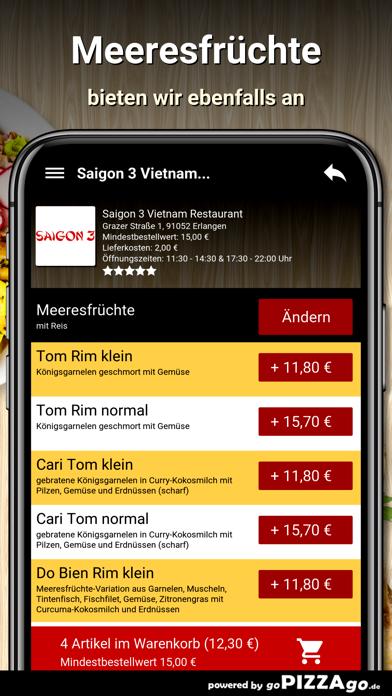 Saigon 3 Erlangen screenshot 6