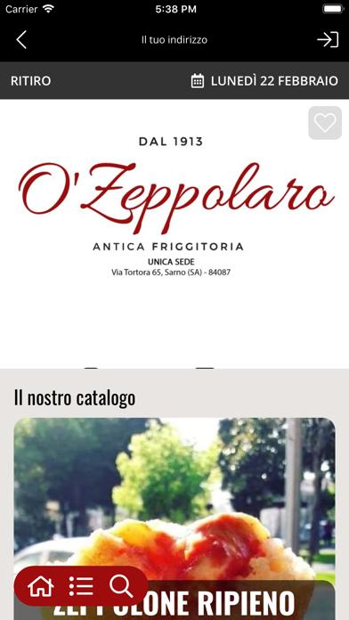 oZeppolaro screenshot 2