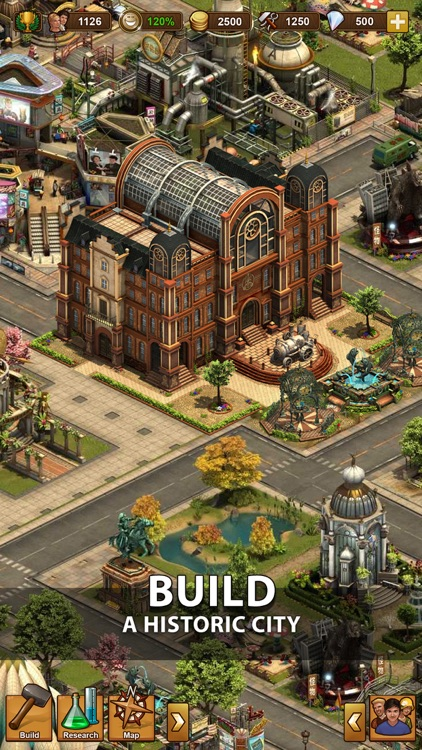 Forge of Empires: Build a City screenshot-5
