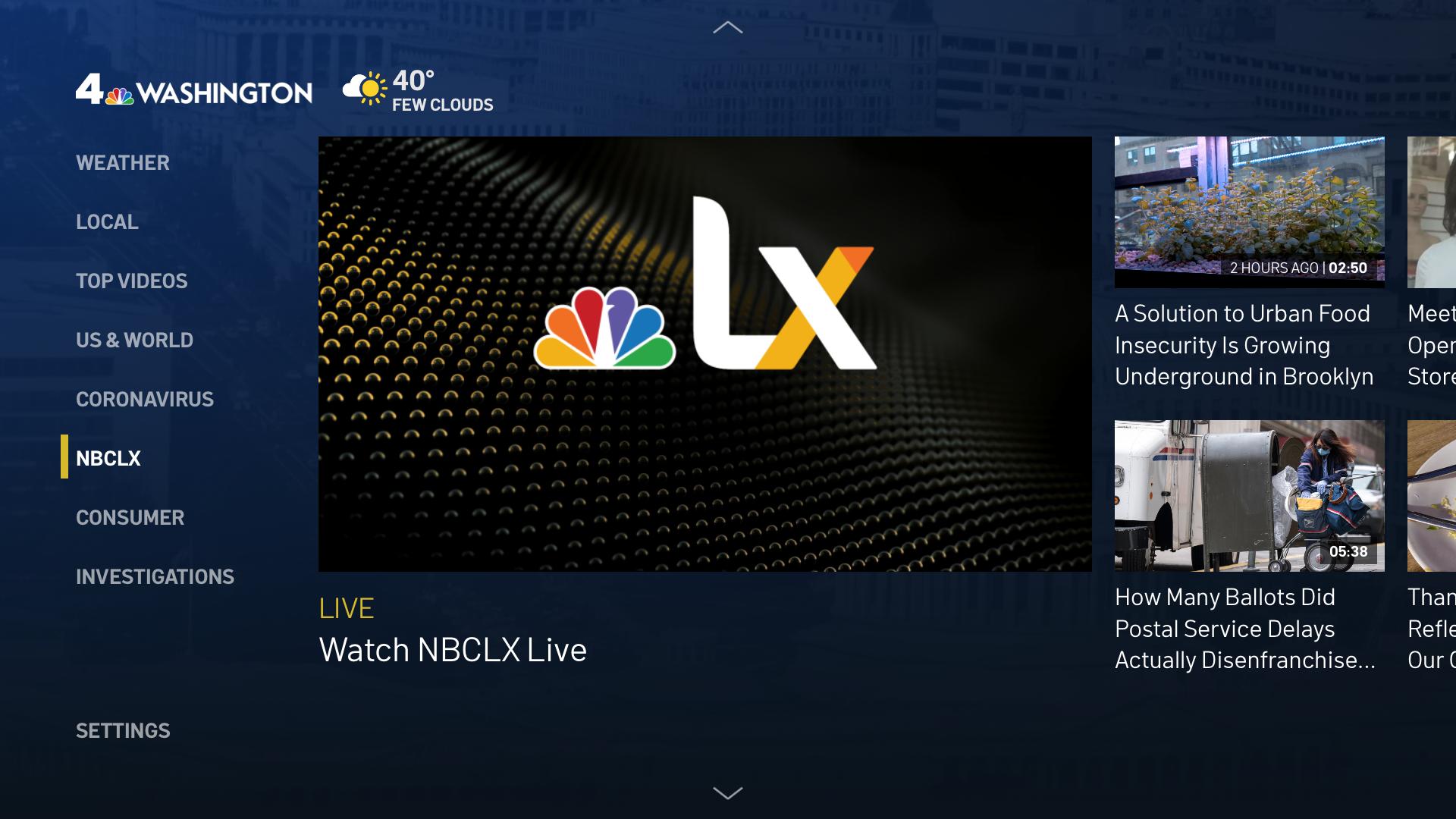 NBC4 Washington screenshot 18
