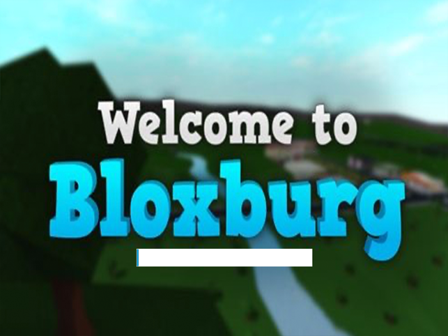 Bloxburg, game for IOS