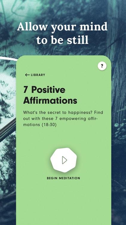 7Mind Meditation & Sleep screenshot-5