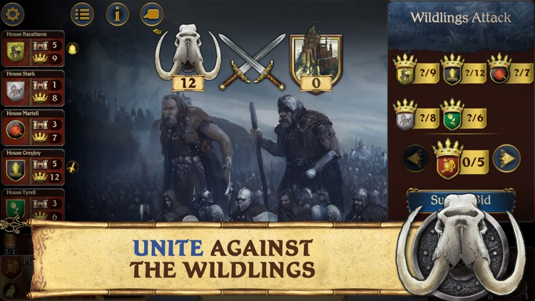 A Game of Thrones: Board Game screenshot-5
