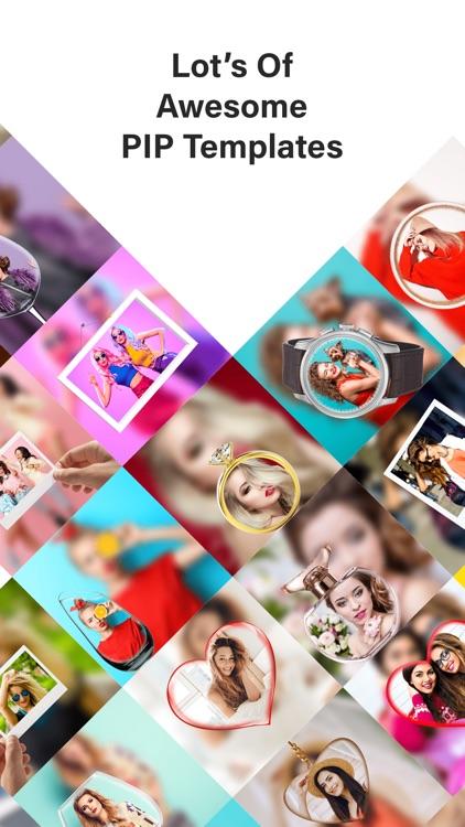 Pip Photo Editor, Stickers