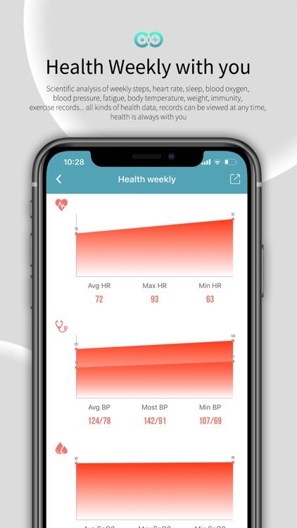 WearFit 2.0 screenshot-5