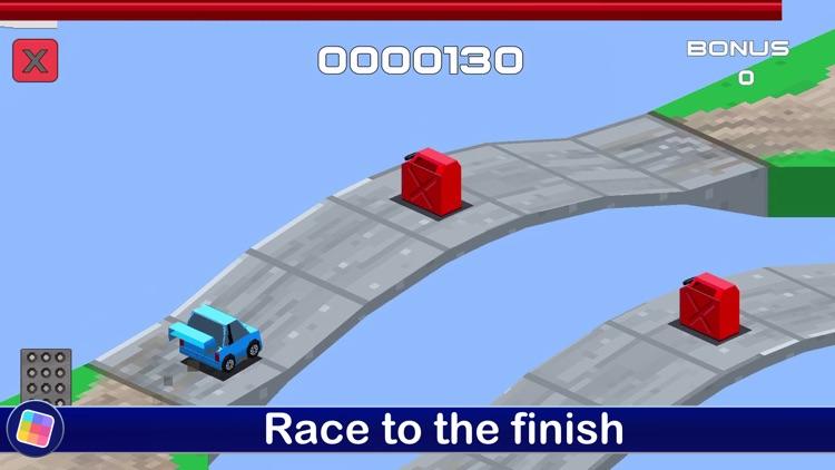 Cubed Rally Racer - GameClub screenshot-0
