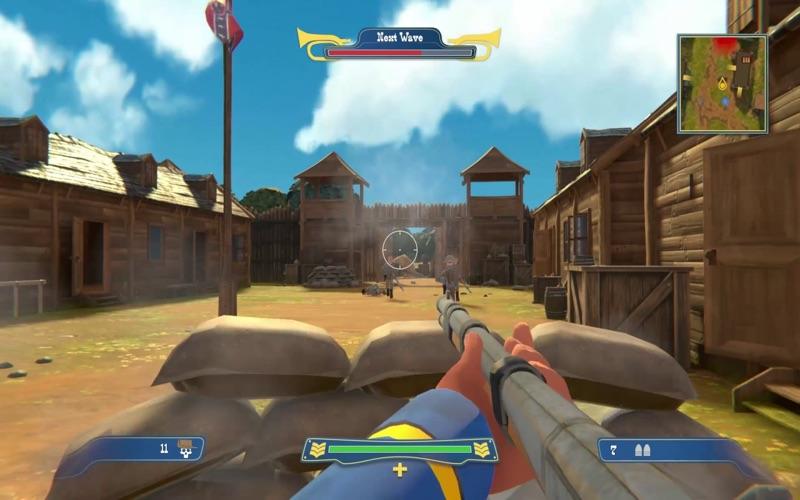The Bluecoats North & South screenshot 3