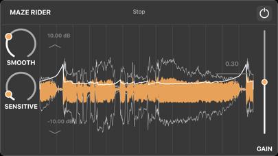 Maze Rider - Auto Leveling screenshot 1