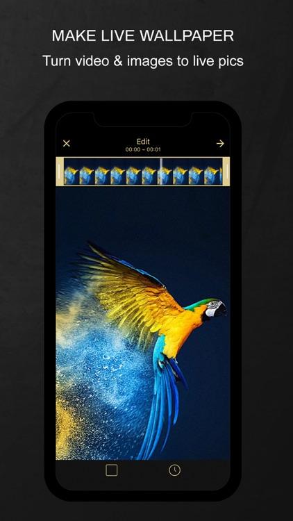 LiveBox-Widget Wallpaper Maker screenshot-4