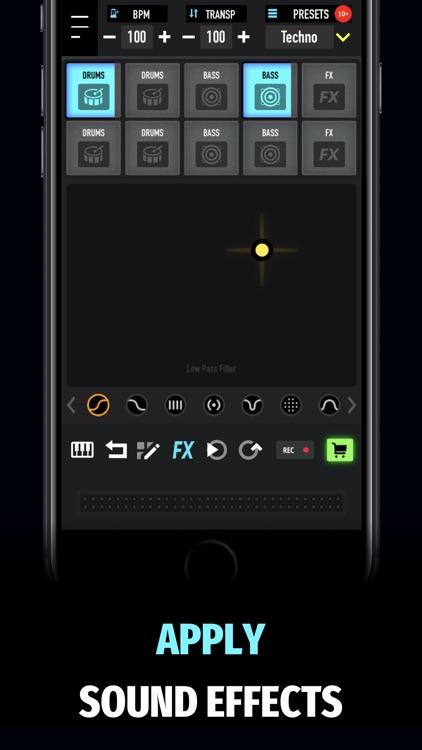 Mixpads-Drum Pads DJ Mixer PRO screenshot-5