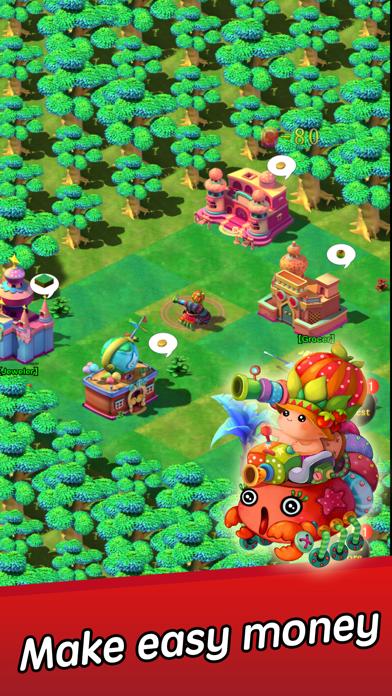 Angel Town 8- idle games screenshot 3