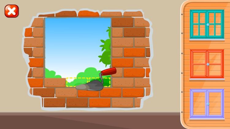 Builder Game - Craft & Paint screenshot-4