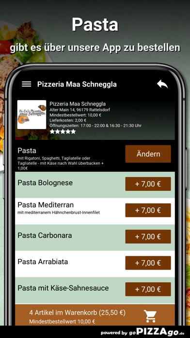 Pizzeria Maa Schneggla screenshot 6