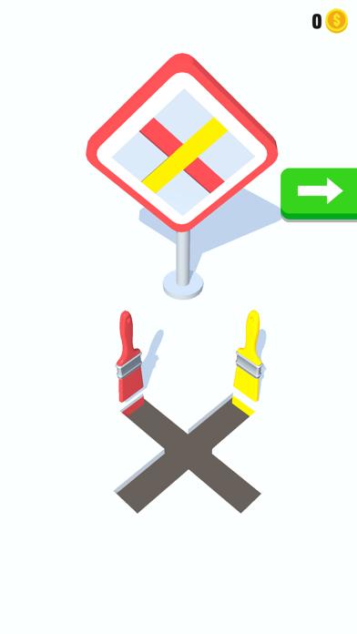 Brush Color 3D screenshot 5