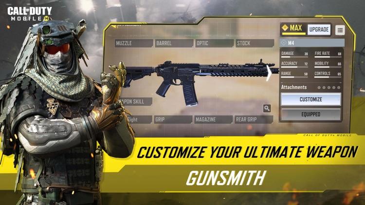 Call of Duty®: Mobile - Garena screenshot-3