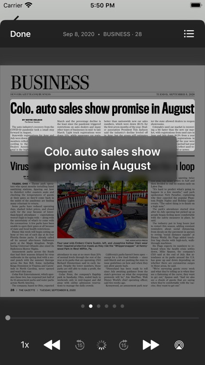 The Denver Gazette (eEdition) screenshot-5