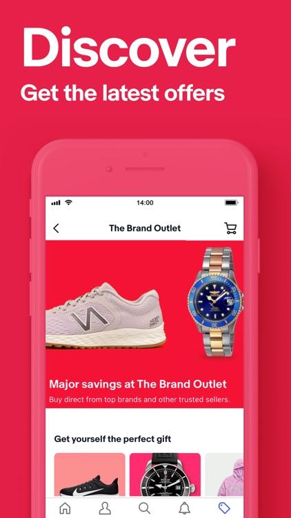 eBay Shopping: Buy, sell, save screenshot-4