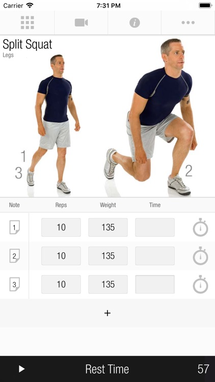 Anytime Workouts screenshot-3