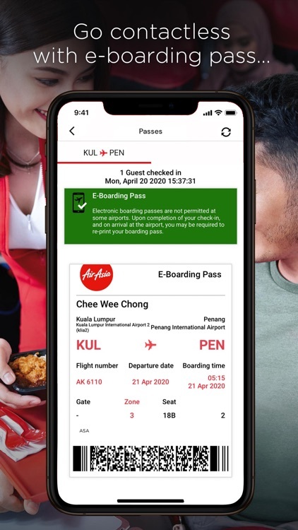AirAsia screenshot-5
