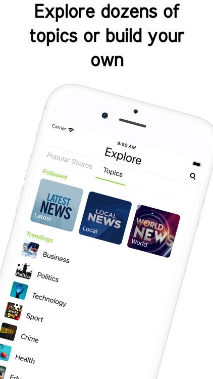 Newsstand UK - Latest UK News screenshot-5