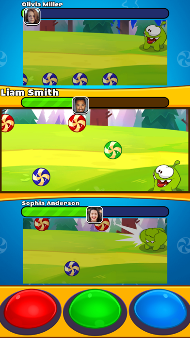 Om Nom Party screenshot 2