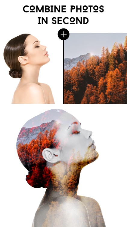 Nature Photo Blend Editor