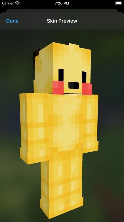 Skin Creator: Diamond Edition screenshot-8