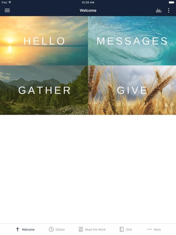Authenticity Church screenshot 4