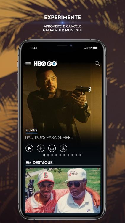HBO GO ® - Filmes e séries screenshot-5