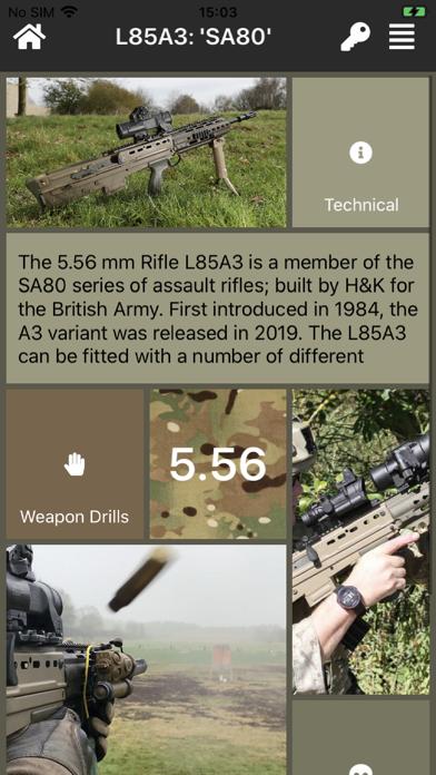 Armoury screenshot 4