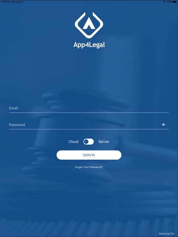 App4Legal screenshot