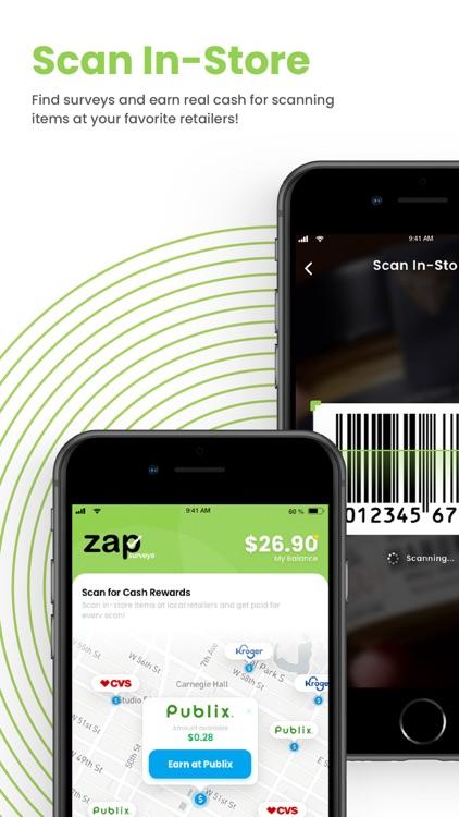 Zap Surveys screenshot-8
