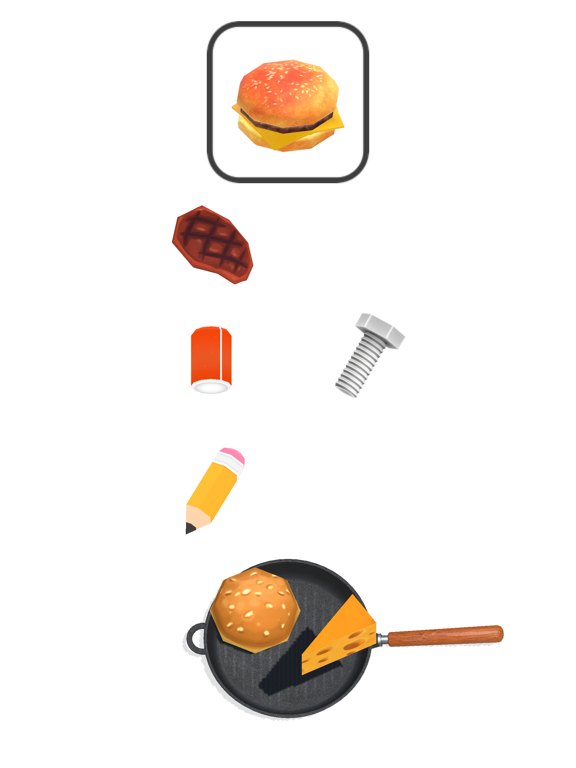 Merge Cooking screenshot 5