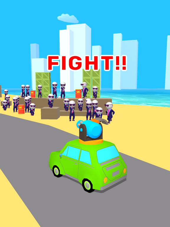 Hit & Rush! screenshot 6