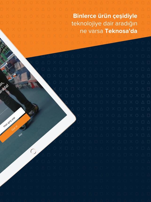 Teknosa – Alışveriş, Teknoloji on the App Store