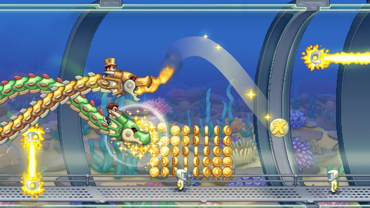 Jetpack Joyride screenshot-0