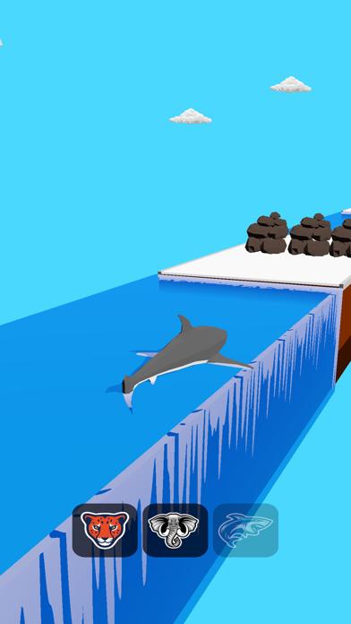 Animal Transform:Epic Race 3Dのおすすめ画像4