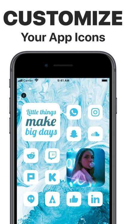 App Icons – Widget & Wallpaper