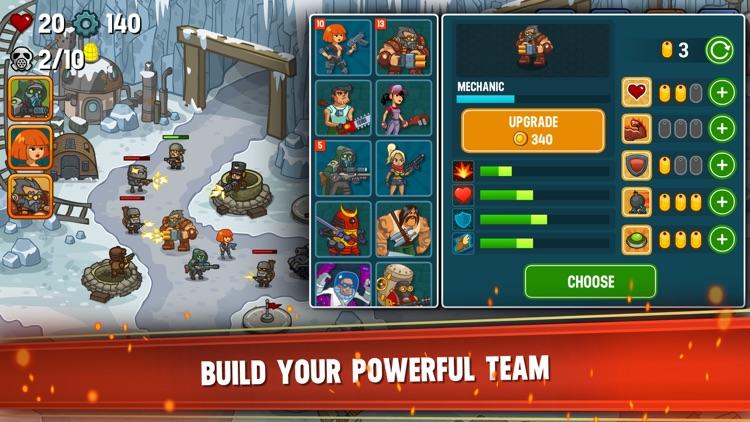 Modern Islands Defense screenshot-5